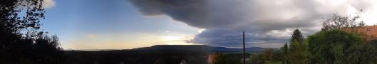 Storm Front Panorama