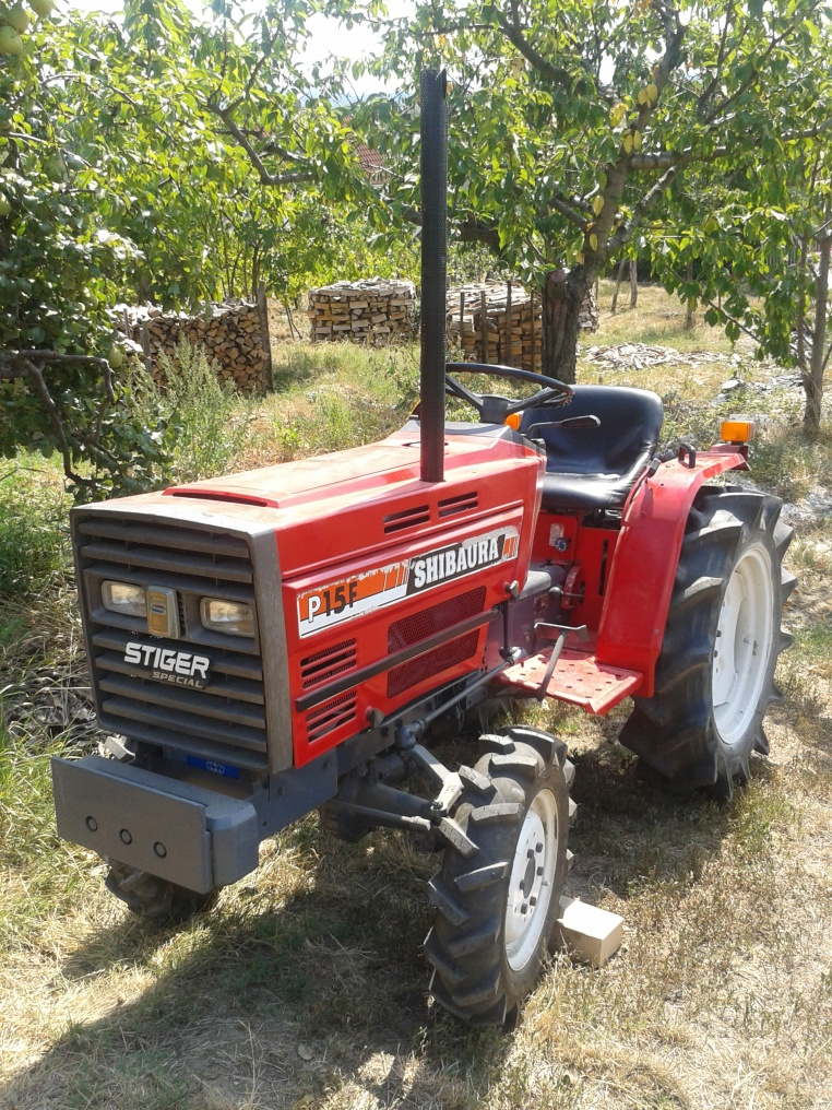 Farming equipment.